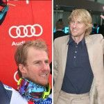 It's pretty clear Owen Wilson would take on the role of skier Ted Ligety 13 Olympians in Sochi 2014 Who Look Like 13 Celebrities http://shar.es/Fs667