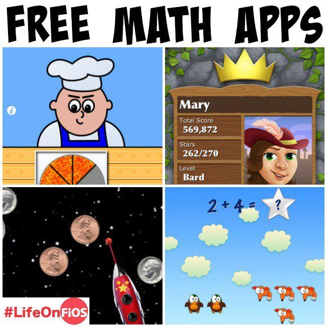 free math apps