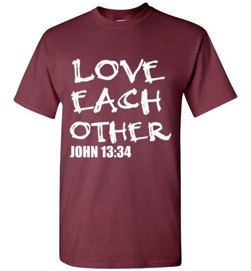 Love Each Other Bible: Best 25+ John 13 34 Ideas On Pinterest