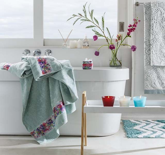 Tranquill bathroom designs in a range of moods-tranquill and