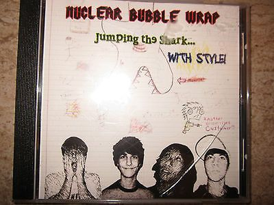 Nuclear Bubble Wrap - Jumping the Shark With Style *Rare Find*