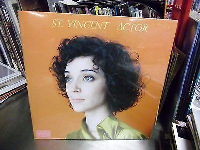 St. Vincent Actor LP NEW vinyl + digital download