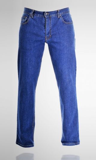 This model is our most popular of the men types. Fashionable jeans what  possesses a lower rise for those, who like classically jeans along with fashionable lines. 10.5 OZ medium weight Italian fabric, for all the 4 seasons. Handmade & Easy to customize! Price: 74.00 EUR