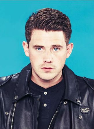 Jamie Cook...so much cuter with short hair x