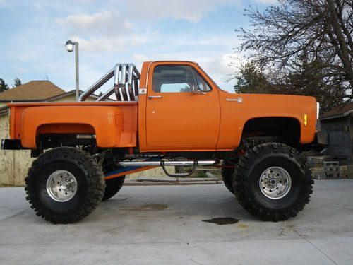 lifted chevy stepside - Google Search   Chevy   Chevy ...