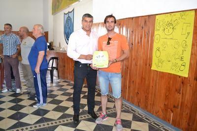 Desfibrilador para el Club Social y Deportivo Belgrano de Villa Mirasol