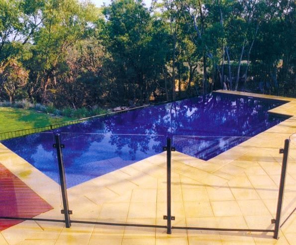 17 best images about pool fencing ideas on pinterest for Designer glass pool fencing