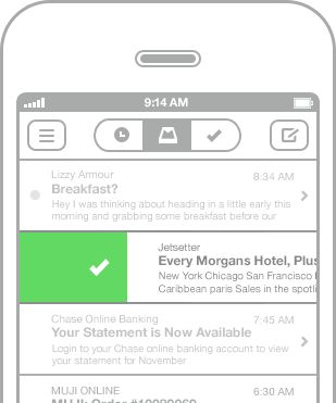 Mailbox, A New Mobile App That Plans To Conquer Email