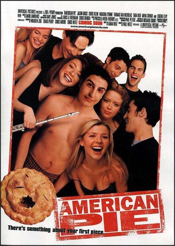 American Pie Movie Poster (1999)