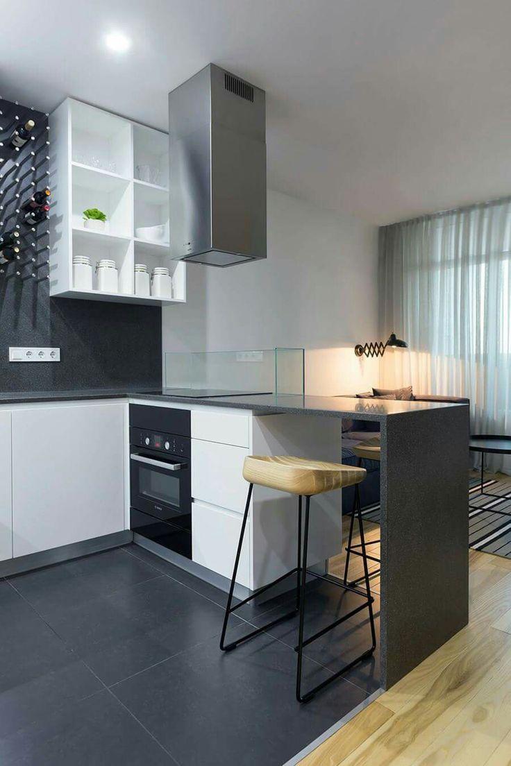 118 best kitchens images on Pinterest   Architekten, Challenge und ...