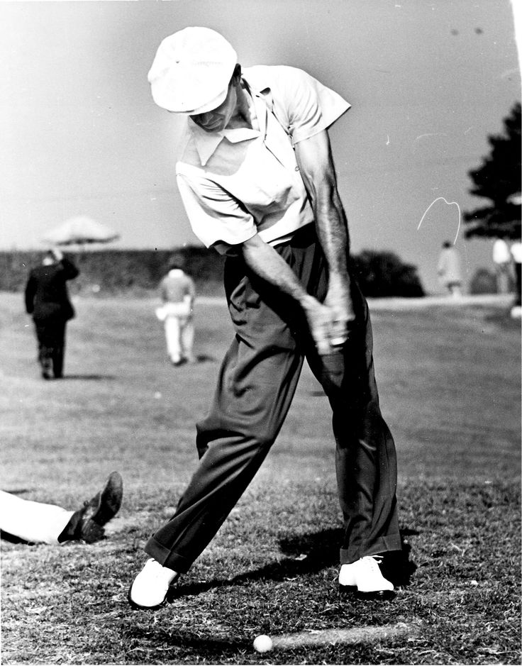 Ben Hogan's Perfect #Golf Swing Our Residential Golf Lessons are for…