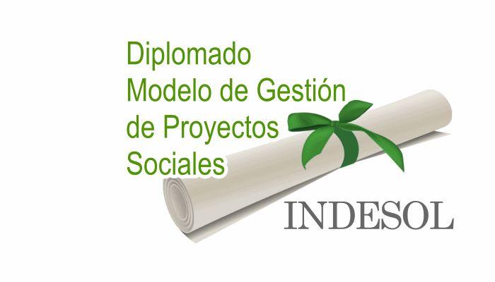 Diplomado Modelo de Gestion de Proyectos Sociales