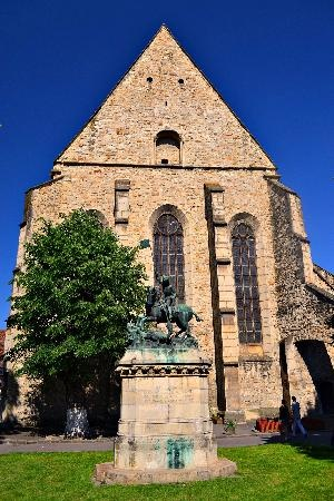Medieval church, Cluj Napoca, Romania, www.romaniasfriends.com