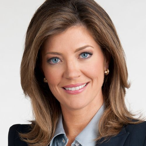 Norah O'Donnell. Such a beautiful women. I love watching her on CBS This Morning News. She has such a way about her and her reporting that just captivates me.