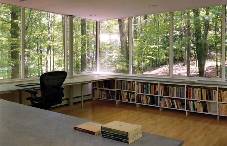森の中の秘密の書斎