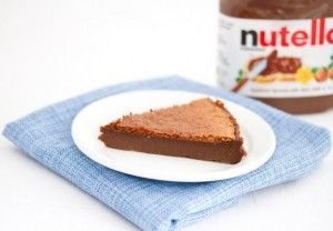 Supersnelle Nutella taart! - MiCook