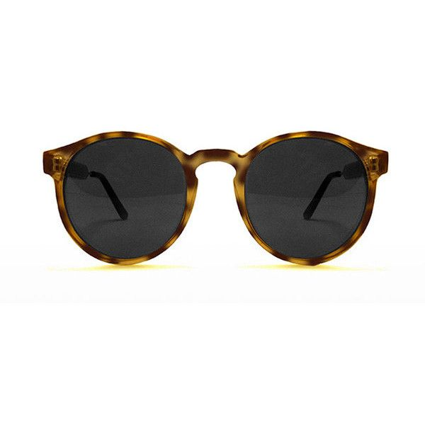 Spitfire Anorak2 Brown Tort/Black Sunglasses (2,580 INR) ❤ liked on Polyvore featuring accessories, eyewear, sunglasses, brown havana, brown sunglasses, spitfire glasses, unisex glasses, oval glasses and plastic glasses