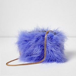 Feather Crossbody Bag from River Island R500,00