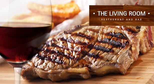 Dine in chic comfort & feast upon sirloin steak, sides, dessert & wine – save 51% on a slap-up meal for two. Relax in the stylish surrounds of Chester's The Living Room – tuck into a juicy 8oz sirloin steak each, served with a complimentary sauce