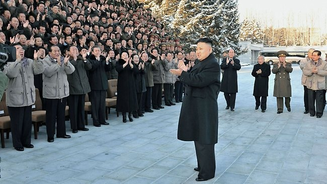 North #Korea's Kim Jong-Un vows radical economic shift, improved North South ties #NKorea #SKorea