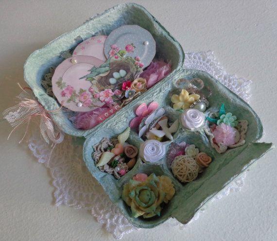 Egg-Carton Kit of Goodies