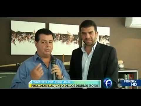 Entrevista al Lic. Jorge Alum en Matutino Express - YouTube