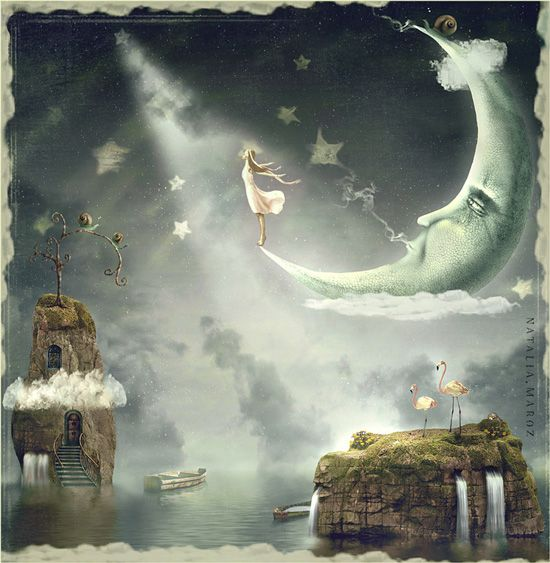 Digital art/Illustration by Natalia Maroz, of Ukraine
