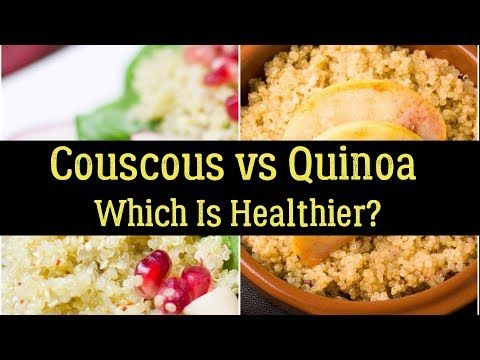 Couscous vs Quinoa – Which Is Better For Weight Loss?