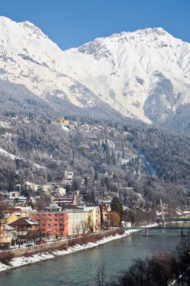 Innsbruck in winter...Nice place for a visite