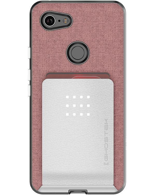 buy online 5074d bf525 Google Pixel 3 XL Case | EXEC Wallet Case with Credit Card Slot in ...