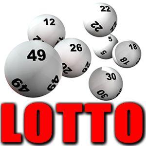 Genau das, was Sie haben, wenn Sie den Refrain Lotto Jackpot Struck