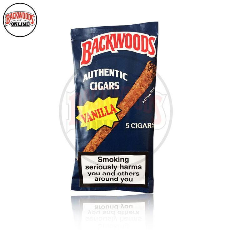 Buy Backwoods Vanilla Cigars online for sale. Free shipping to USA, Canada and UK. #backwoodscigars #backwoodsvanilla