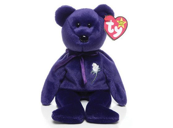 Insanely Lucky Couple Buys Cheap Old Beanie Baby, Finds Out It's a Rare Princess Diana Edition Worth Big Money | E! Online Mobile