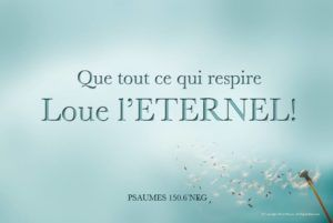 Psaumes 150 : 6