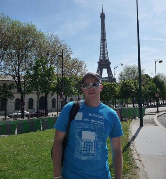 'Save money while backpacking Europe – six invaluable tips by @Chris Richardson....must pin so Kevin & I can read in the future! :)