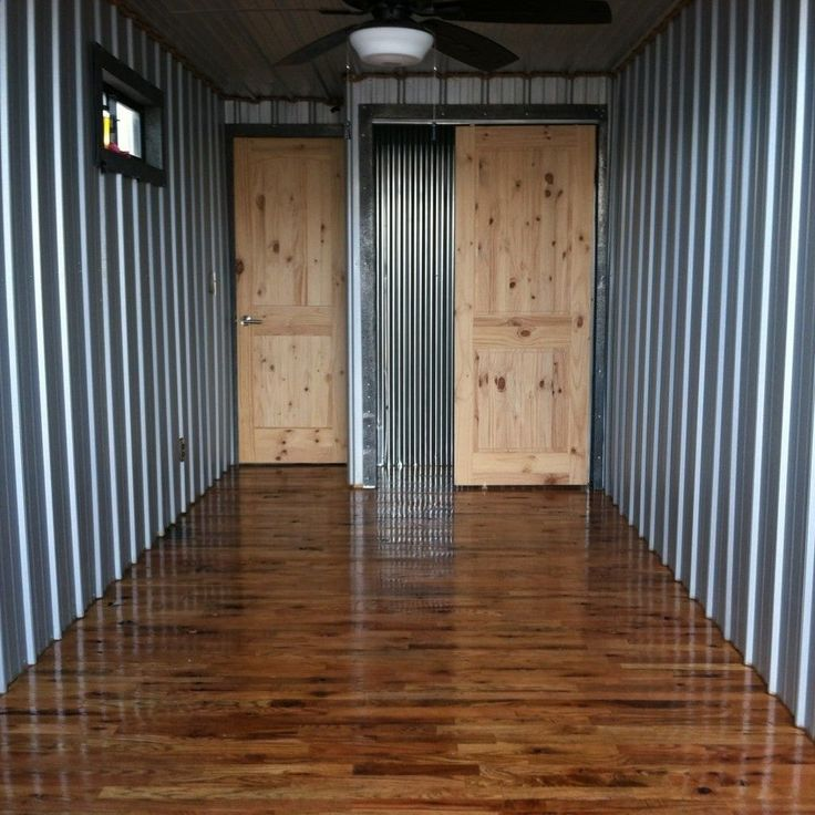 40ft Converted shipping container house, Cabin,off grid #containerhome #shippingcontainer #FavoriteContainerHomes