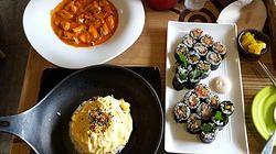 School Food, fast and fusion Korean food