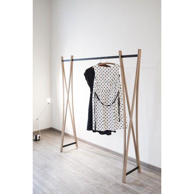 ber ideen zu garderobe metall auf pinterest. Black Bedroom Furniture Sets. Home Design Ideas