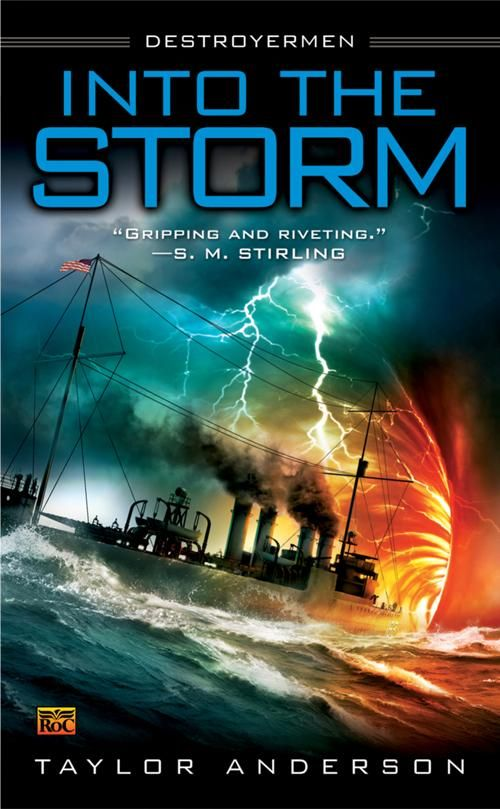 Destroyermen ~ Into the Storm - Taylor Anderson