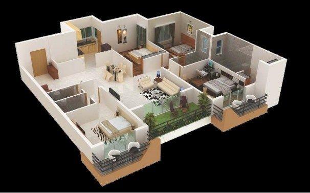 Creative House Plans Designs Home Design Plans Bedroom House