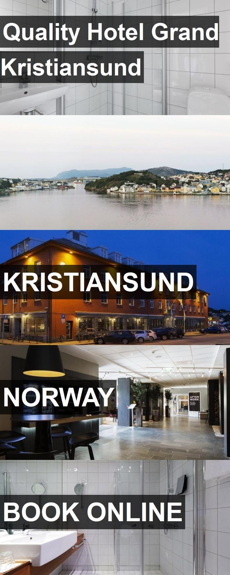 Hotel Quality Hotel Grand Kristiansund in Kristiansund, Norway. For more information, photos, reviews and best prices please follow the link. #Norway #Kristiansund #QualityHotelGrandKristiansund #hotel #travel #vacation