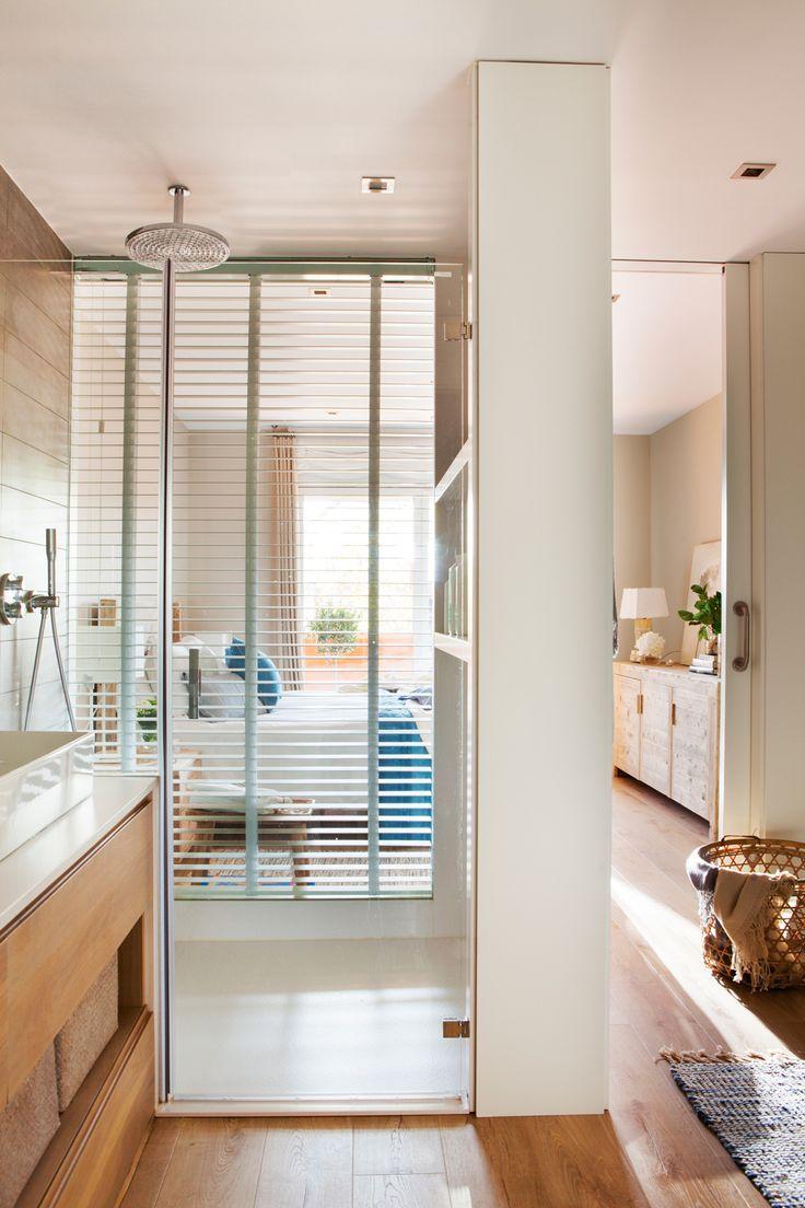 1000 ideas about paredes de ducha en pinterest ba o con - Paredes de banos modernos ...