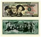 25 Three Stooges Collectible Dollar Bill Novelty N…