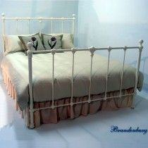 Brandenburg Cast Bed Head - Matching Foot Queen Size