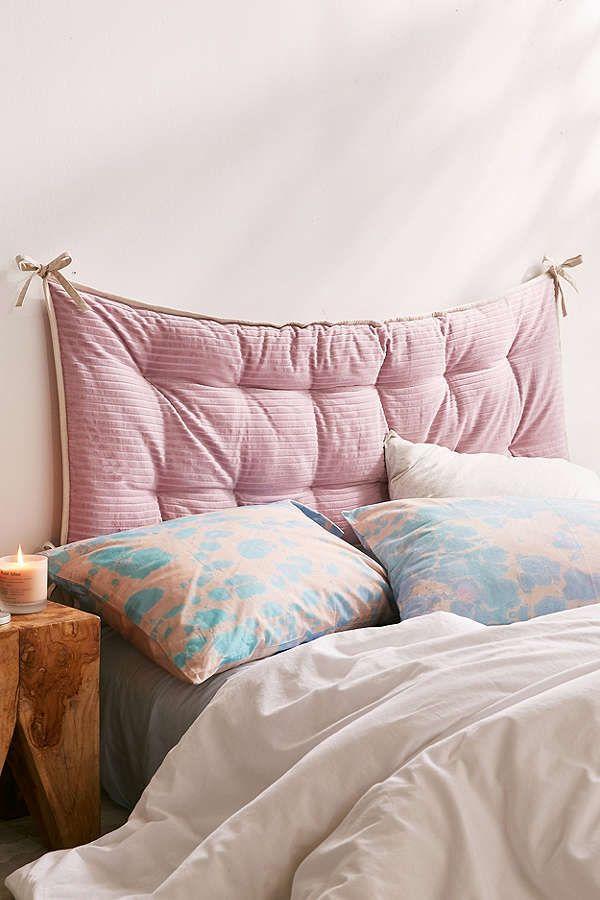 Best 25 Pillow Headboard Ideas On Pinterest Headboard