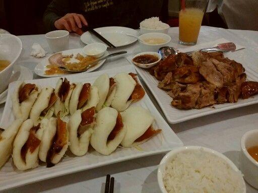 ハワイ 最終日に食べた中華料理