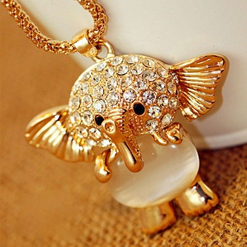Cute Hollow Elephant Sweater Necklace for only $9.90 ,cheap Fashion Necklaces - Jewelry&Accessories online shopping,Cute Hollow Elephant Sweater Necklace is cute and shine .It is a perfect Christmas gift for your girl friend. I want it!!!!