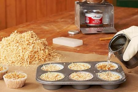These dozen ways to recycle sawdust might even make you question thin-kerf blades.