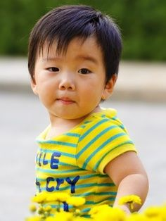 little boy haircuts asian - Google Search