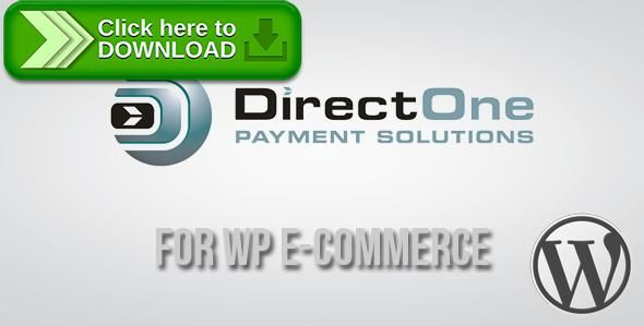 [ThemeForest]Free nulled download DirectOne Gateway for WP E-Commerce from http://zippyfile.download/f.php?id=41881 Tags: ecommerce, australia, australian, business, credit card payment, directone, e-commerce, e-payment, online payment, payment, processing, safepay, secure, secure server, security